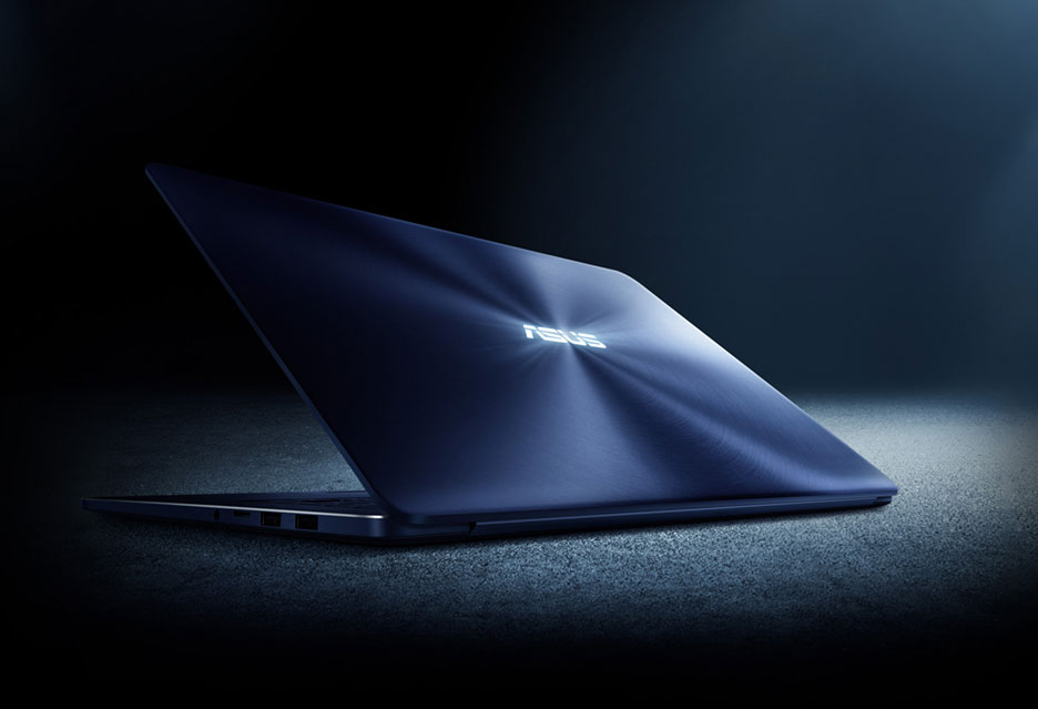 Asus ZenBook Pro UX550VD - wszechstronny laptop klasy premium | zdjęcie 1