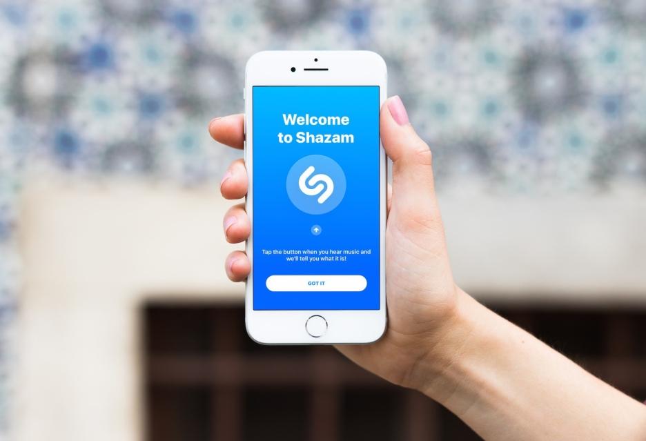 Apple kupiło Shazam - za skromne 400 mln dolarów
