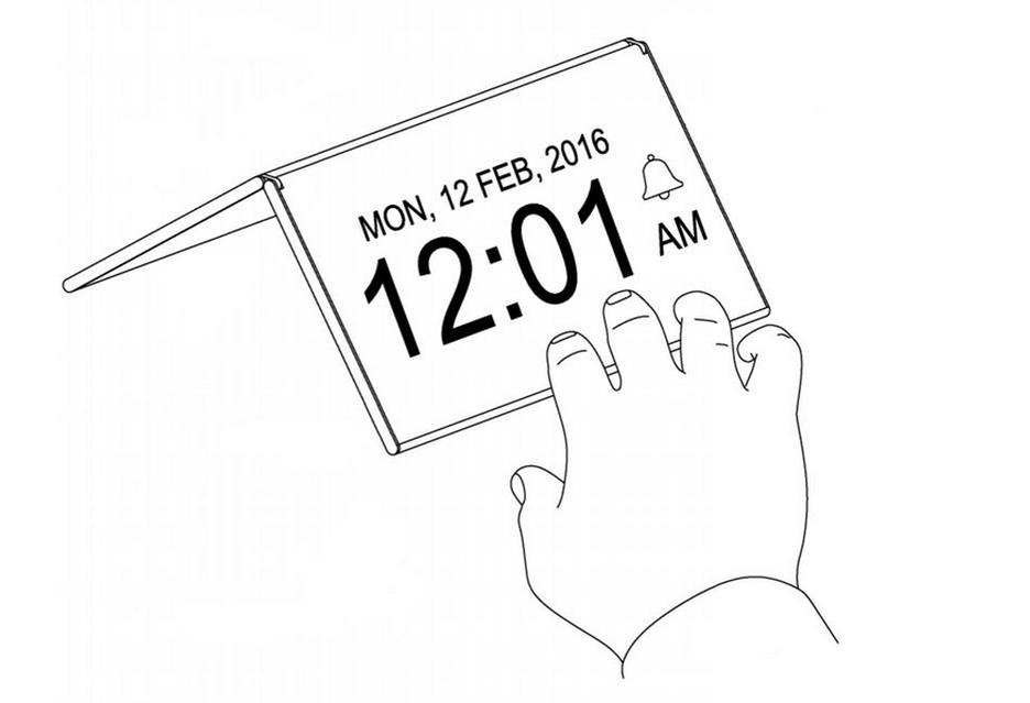 Ciekawe urządzenie z linii Microsoft Surface na zdjęciach z wniosku patentowego