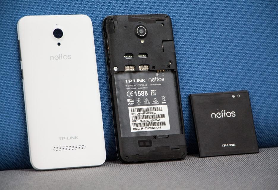 TP-Link Neffos Y5 - dobry smartfon za 299 złotych | zdjęcie 4