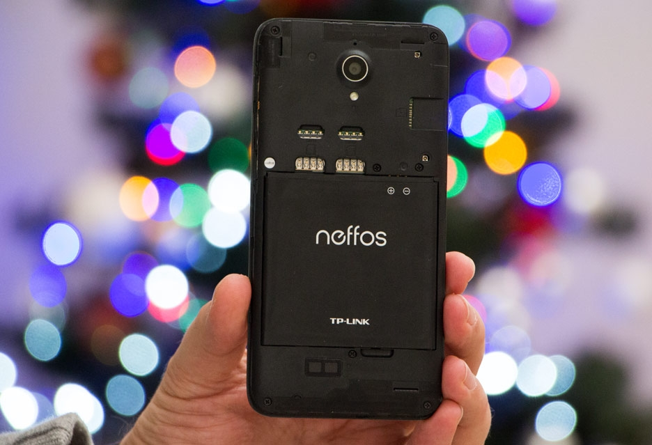 TP-Link Neffos Y5 - dobry smartfon za 299 złotych | zdjęcie 5