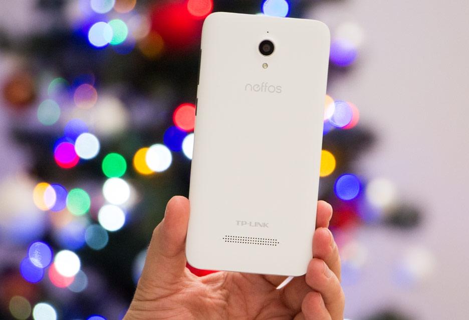TP-Link Neffos Y5 - dobry smartfon za 299 złotych | zdjęcie 2