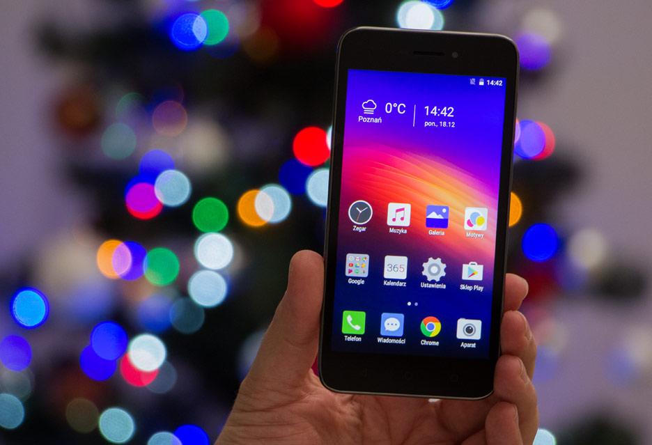 TP-Link Neffos Y5 - dobry smartfon za 299 złotych | zdjęcie 1