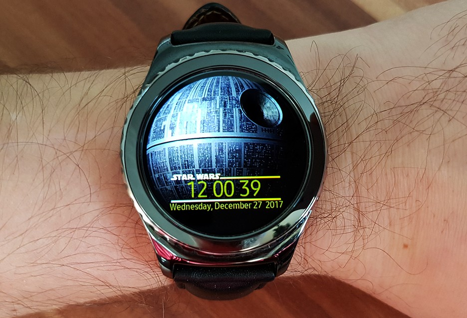 Smartwatch dla fanów Gwiezdnych Wojen | zdjęcie 10