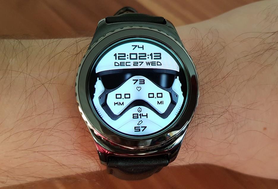 Smartwatch dla fanów Gwiezdnych Wojen | zdjęcie 5