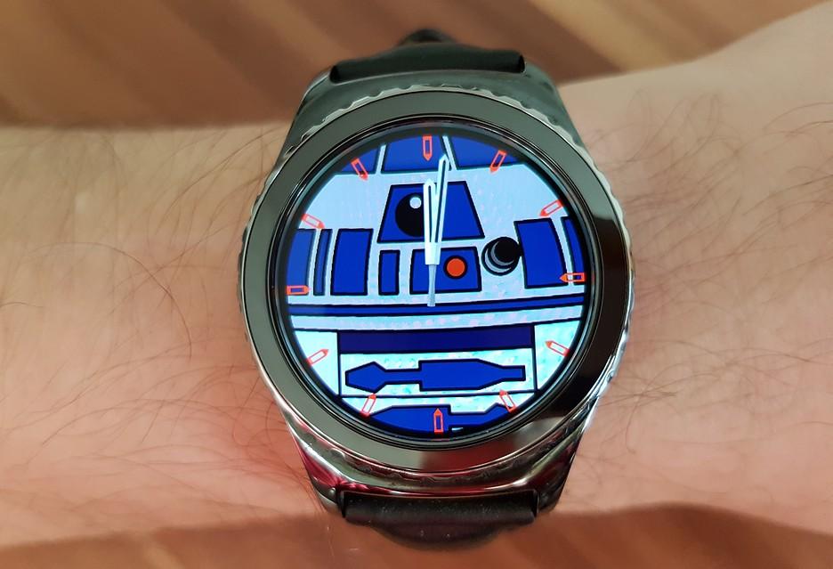 Smartwatch dla fanów Gwiezdnych Wojen | zdjęcie 2