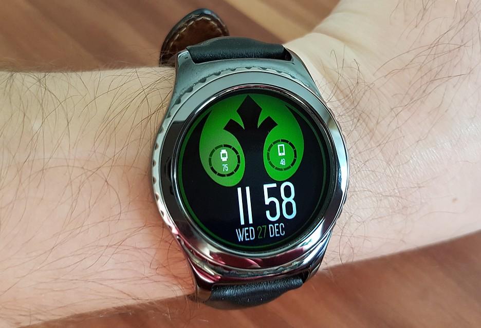 Smartwatch dla fanów Gwiezdnych Wojen | zdjęcie 3