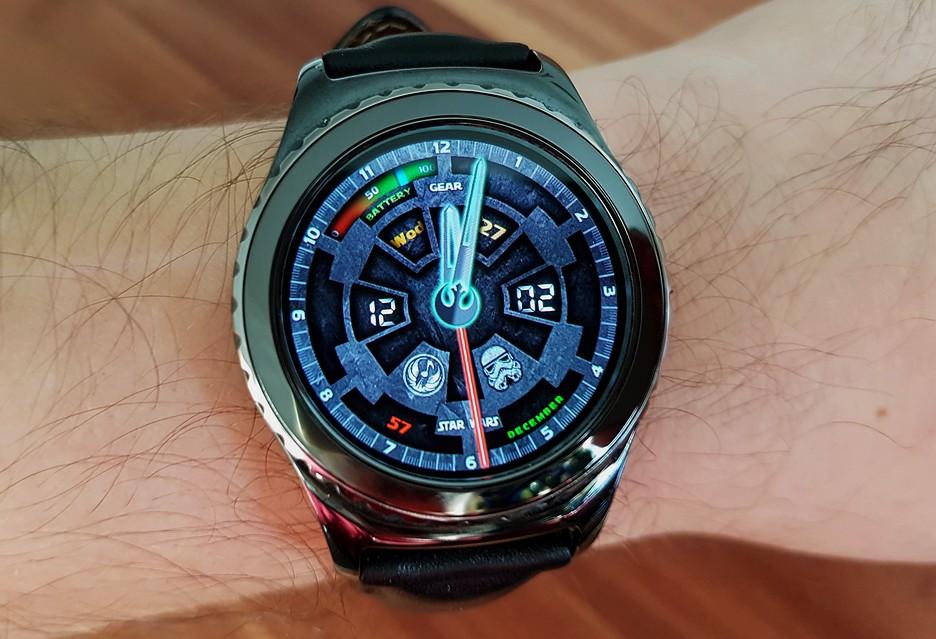 Smartwatch dla fanów Gwiezdnych Wojen | zdjęcie 4