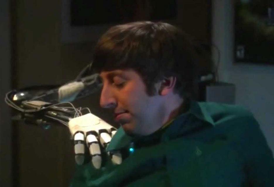 """Robot o """"ludzkich dłoniach"""""""