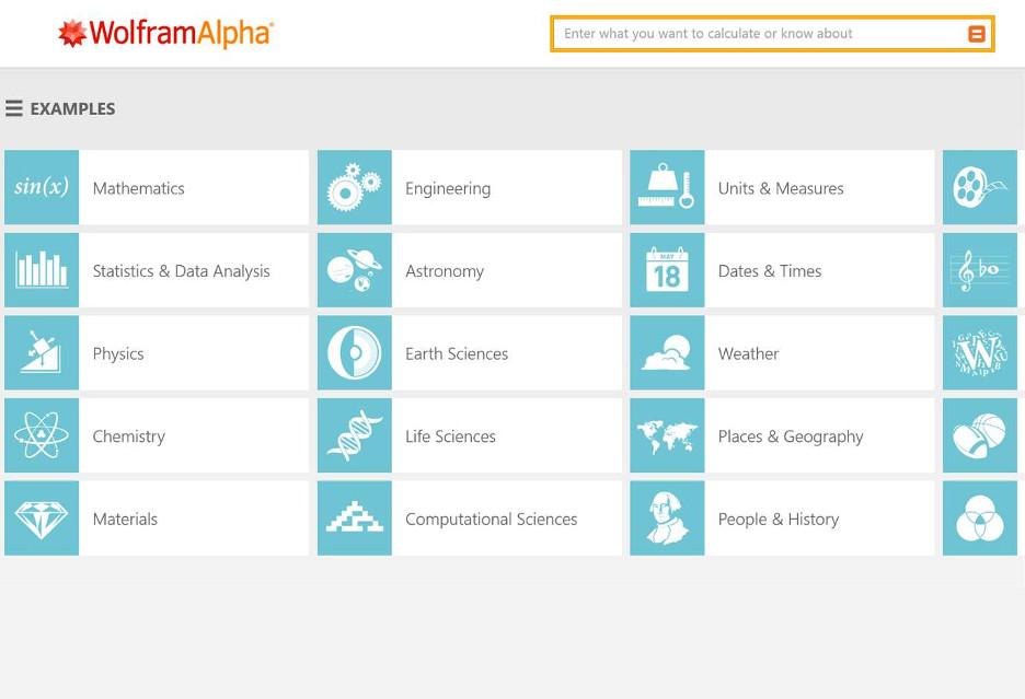Świetna aplikacja dla studentów na kierunkach technicznych za darmo - WolframAlpha