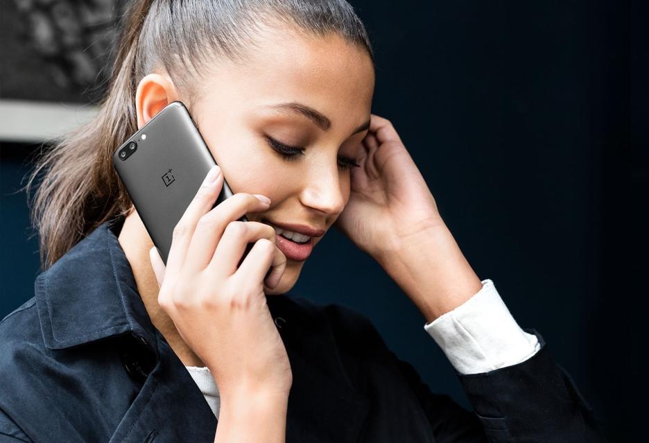 OnePlus 5 otrzyma funkcję Face Unlock z OnePlus 5T