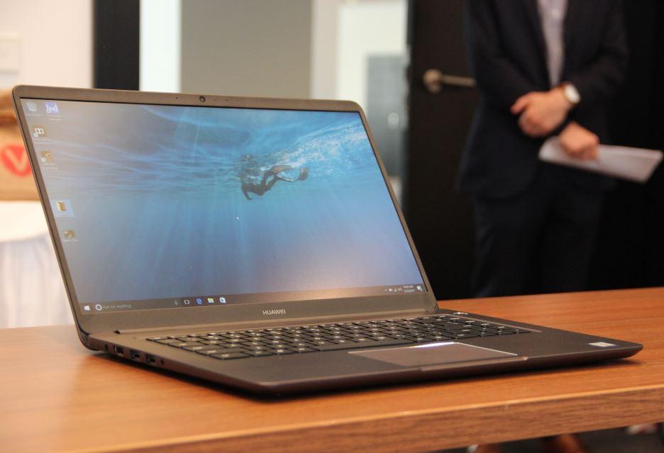 Huawei MateBook D teraz też z Intel Core 8. gen - znamy ceny