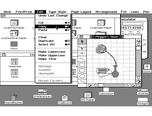 Kod systemu Apple Lisa OS zostanie udostępniony