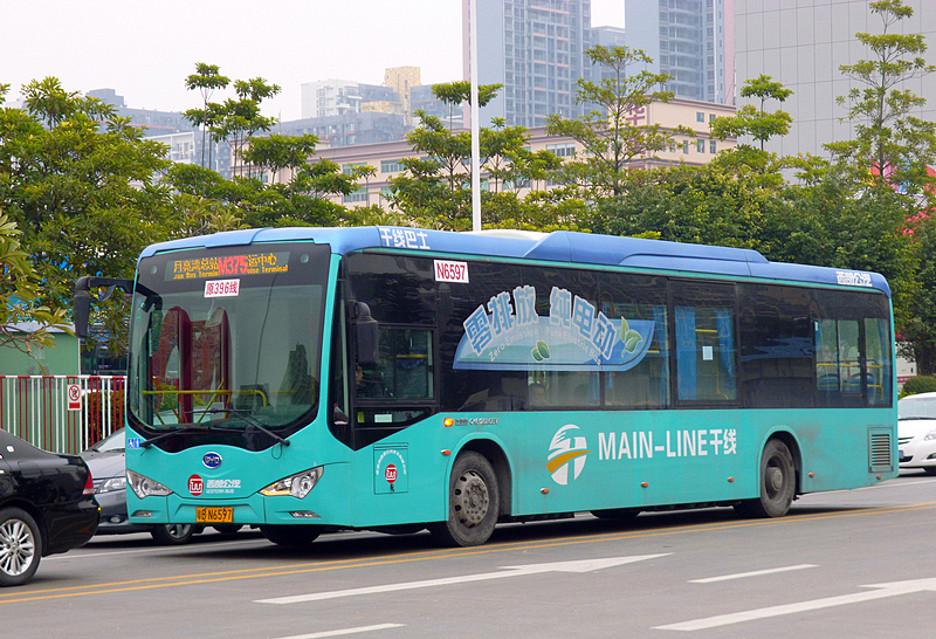 Shenzhen pokazuje światu, czym jest elektryfikacja