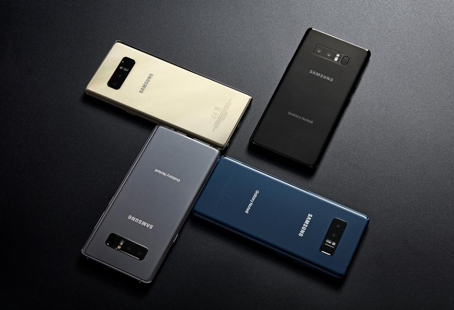 Samsung potwierdza - są problemy z bateriami w Galaxy Note 8 i Galaxy S8+