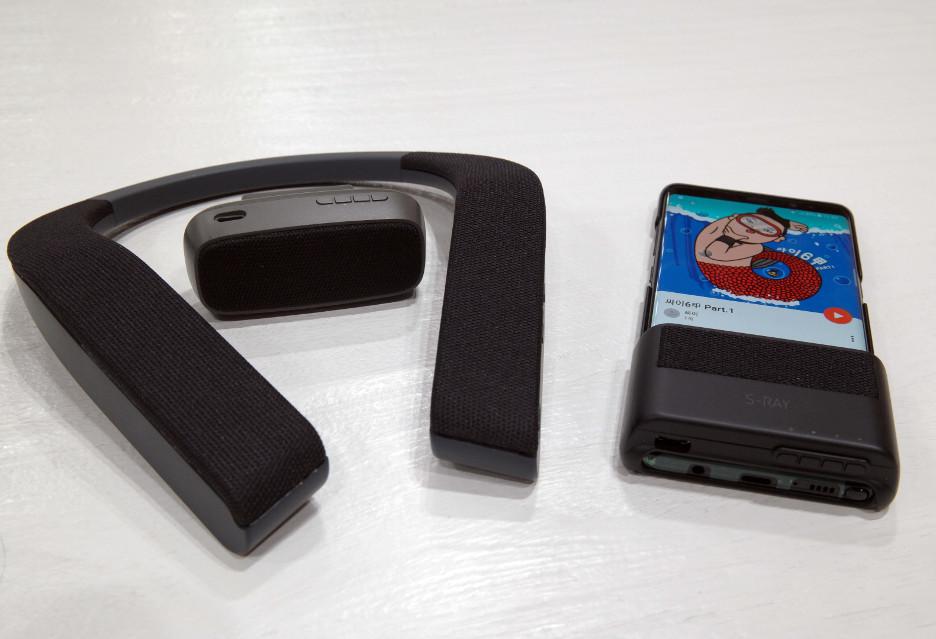 """""""Prywatny"""" głośnik i smartokulary wśród nowych gadżetów Samsung C-Lab"""