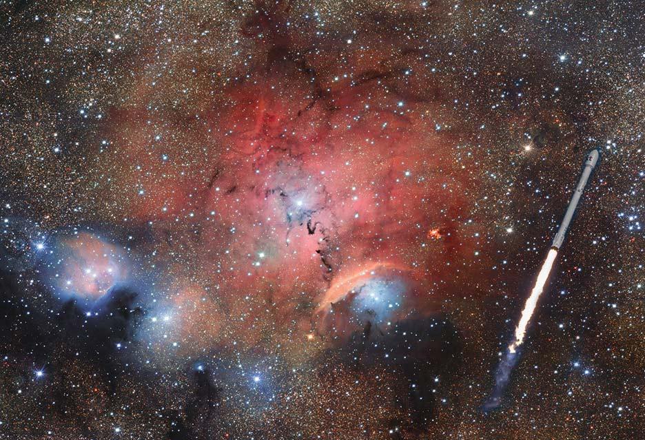 Astronomia, astronautyka, eksploracja Kosmosu - co nas czeka w 2018 | zdjęcie 1