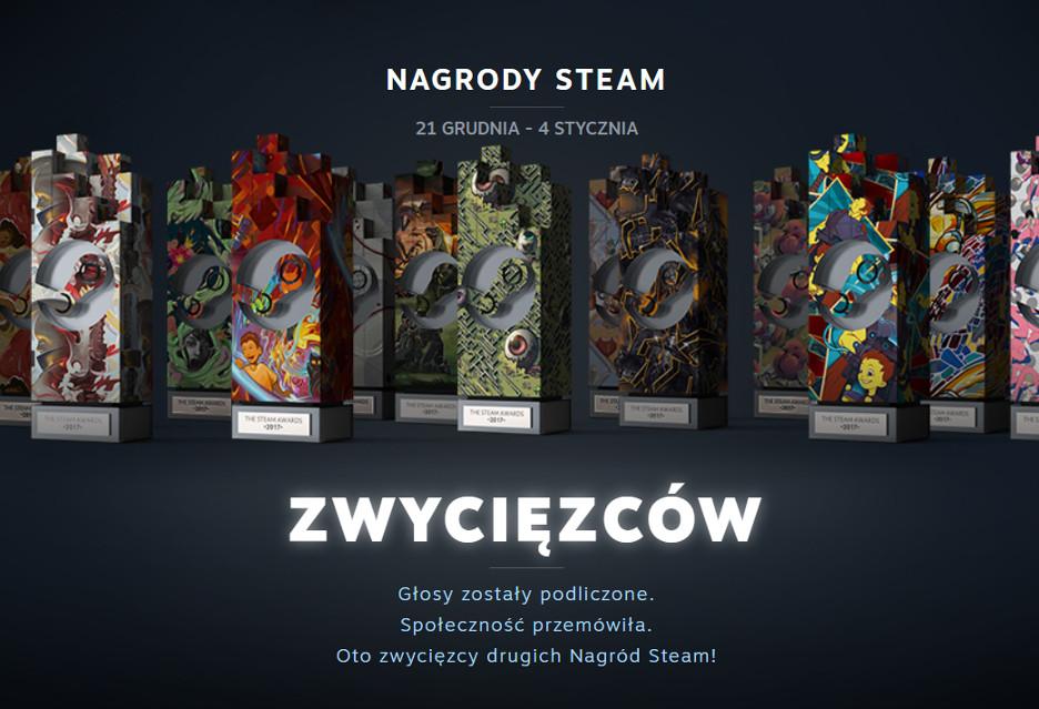 Nagrody Steam rozdane - są polskie akcenty