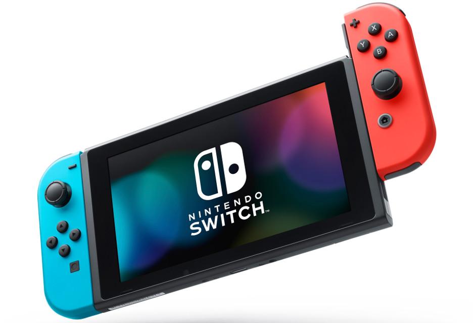 Nintendo Switch najszybciej sprzedającą się konsolą w USA