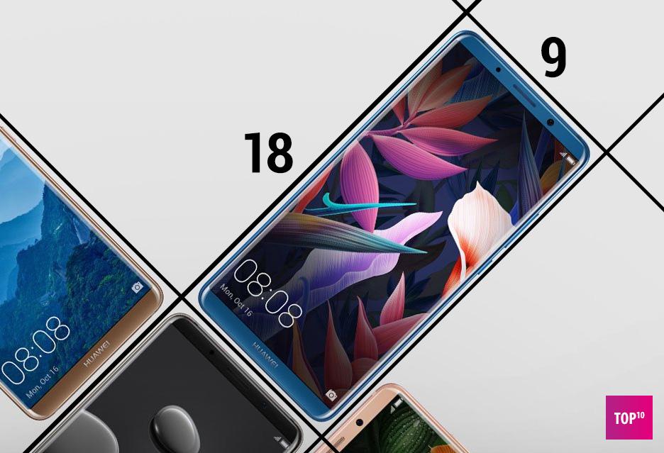 Dobre smartfony z wyświetlaczem 18:9 - TOP 10 | zdjęcie 1
