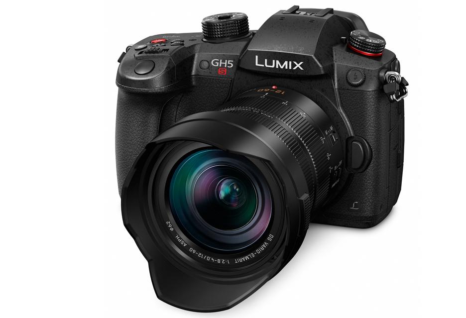 Bezlusterkowiec Panasonic Lumix GH5S z 10 Mpix sensorem - dla wymagającego filmowca