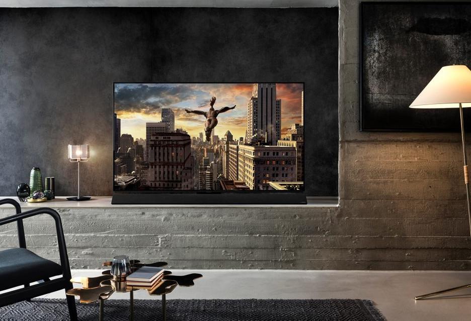 Panasonic pokazał telewizory OLED na 2018 rok