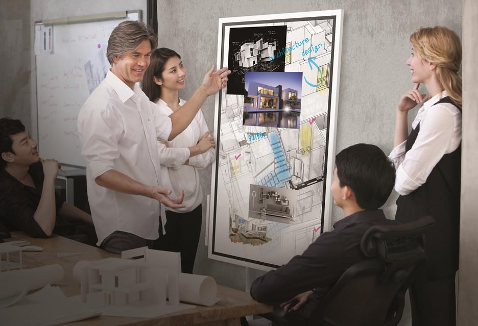 """Interaktywna tablica Samsung Flip to """"nowa jakość spotkań biznesowych"""""""