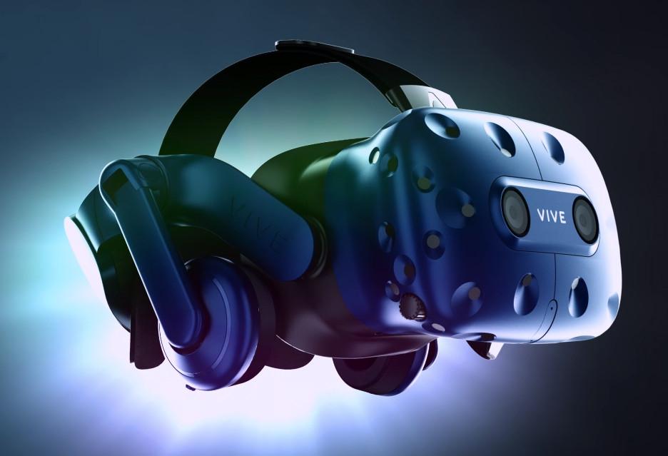 Gogle HTC Vive Pro - bardziej komfortowa rzeczywistość wirtualna
