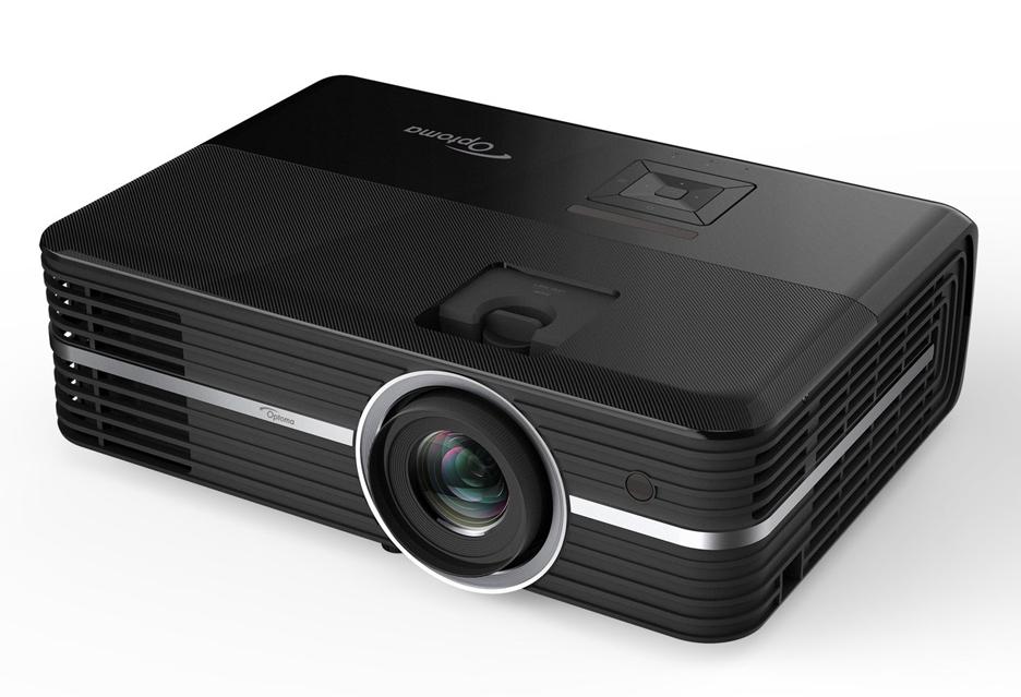 Optoma UHD51A - projektor z którym porozmawiasz i inne nowości