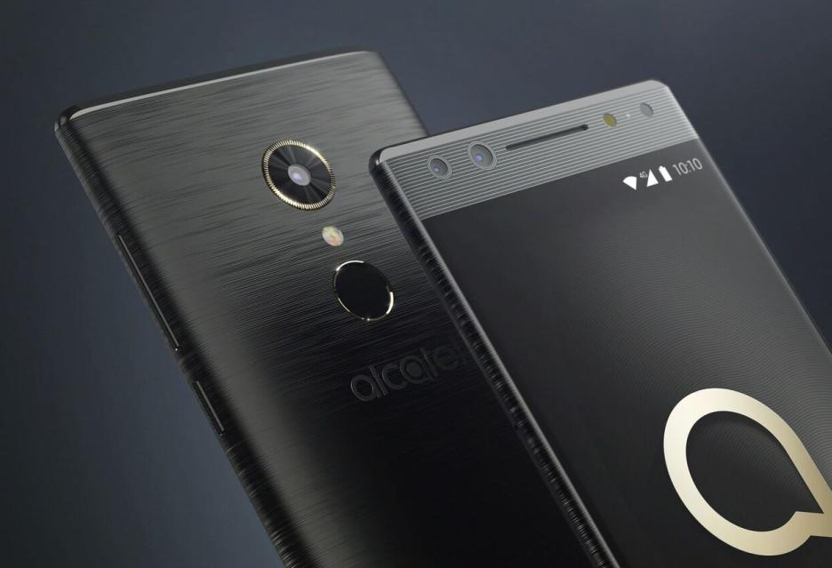 Budżetowe smartfony też mogą kusić wyglądem - nowe modele z logo Alcatel wprost z CES 2018