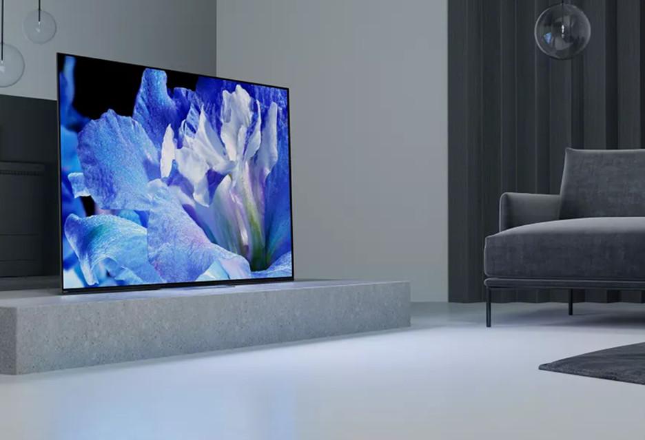 Sony ma na 2018 rok nowe telewizory 4K HDR, na czele z OLED-em