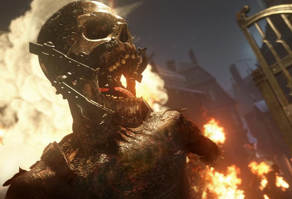 Zwiastun nowego epizodu Call of Duty: WWII Zombie naziści