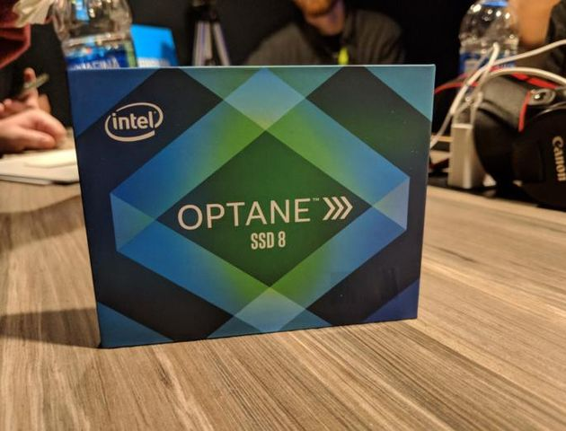 Intel zapowiada nośniki Optane 800P - szansa na upowszechnienie technologii?