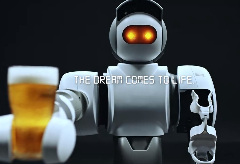 Ten robot posprząta i przyniesie ci piwo