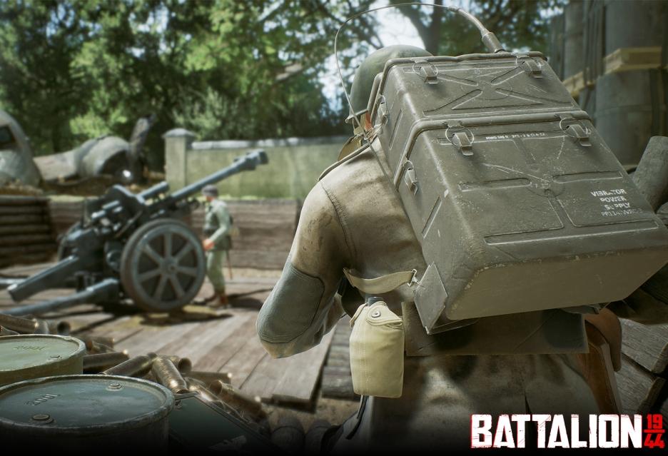 Battalion 1944 zadebiutuje w Early Access już 1 lutego
