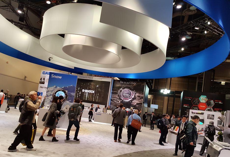 CES 2018 - targi elektroniki użytkowej w Las Vegas | zdjęcie 28