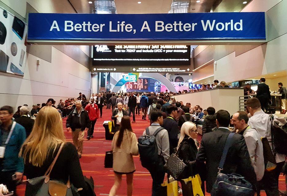 CES 2018 - targi elektroniki użytkowej w Las Vegas | zdjęcie 1