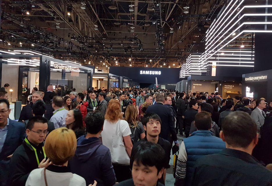 Samsung na targach CES 2018 | zdjęcie 3