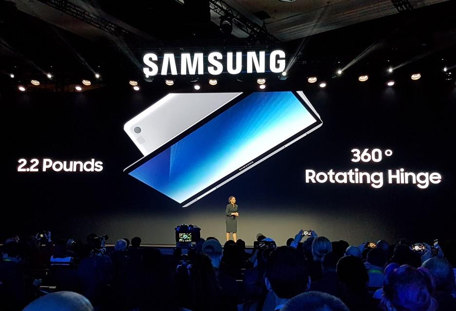 Samsung na targach CES 2018 | zdjęcie 11