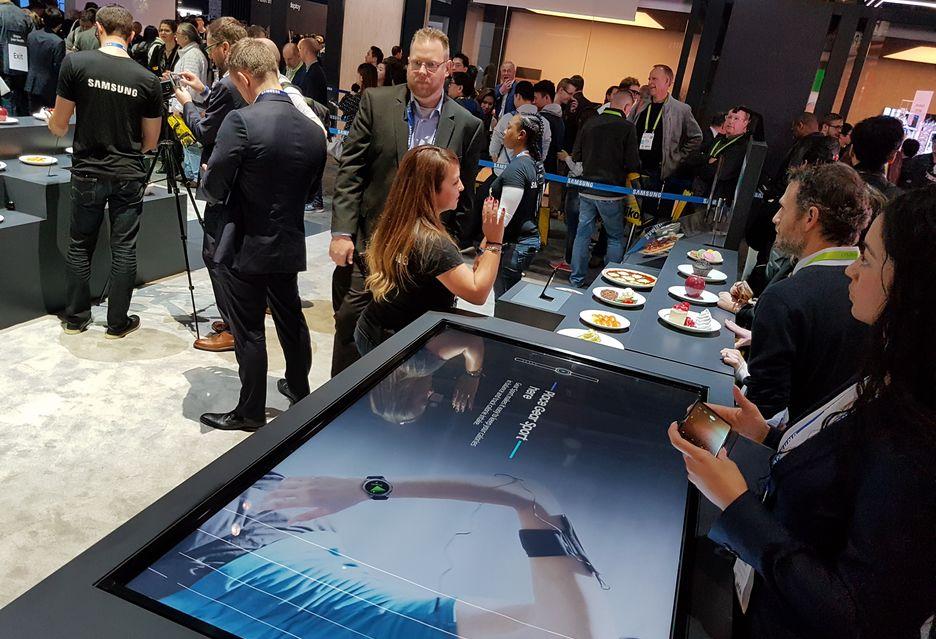 Samsung na targach CES 2018 | zdjęcie 9