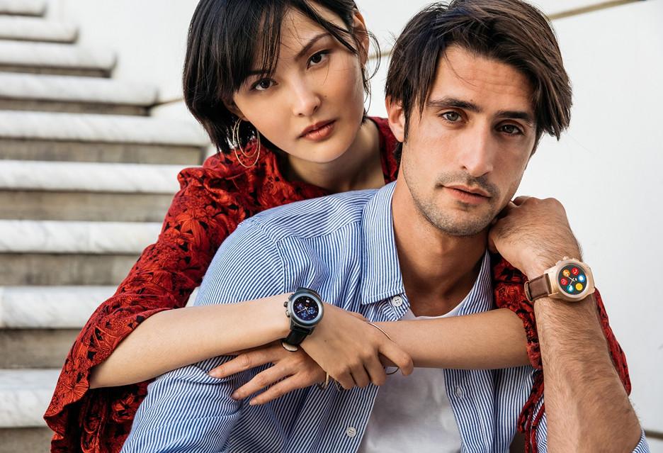 Ciekawe (smart)zegarki z CES 2018