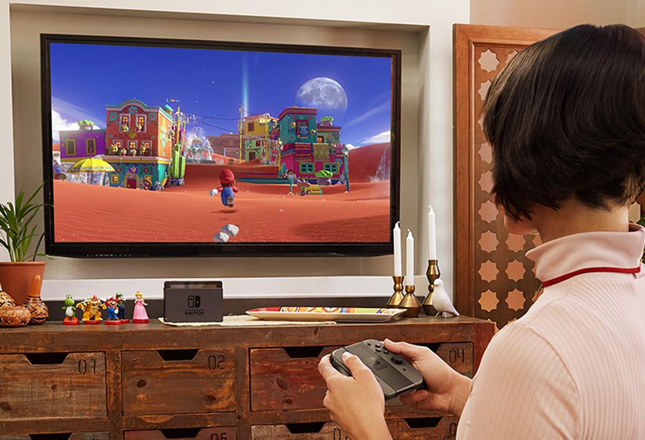 Oto gry, które zmierzają na Nintendo Switch
