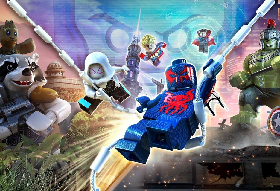 LEGO Marvel Super Heroes 2, czyli klocki znów ratują świat | zdjęcie 1
