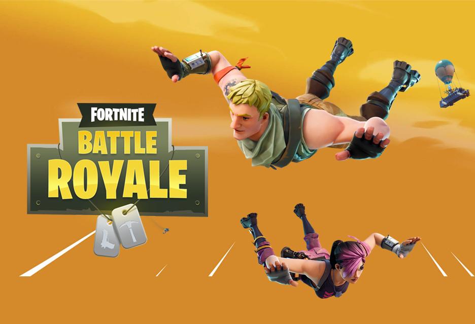Fortnite, czy to battle royale dla przedszkolaków?