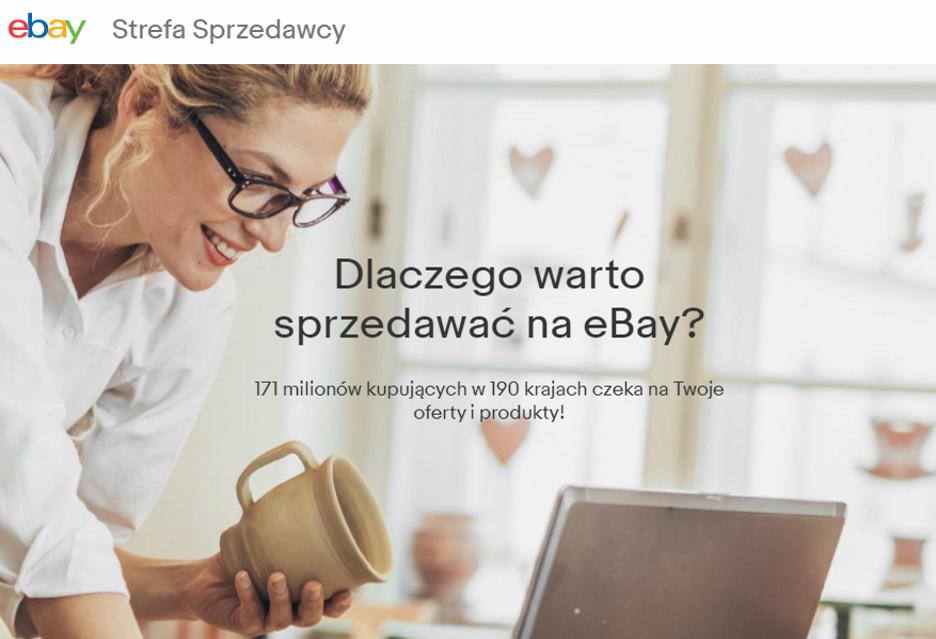 eBay zachęca polskich sprzedawców