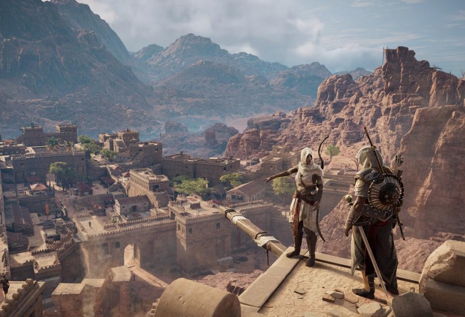 Ubisoft ujawnia szczegóły dodatków do Assassin's Creed Origins