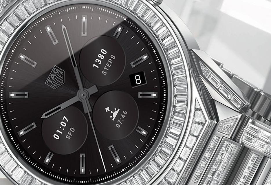 Najdroższy smartwatch świata od TAG Heuer