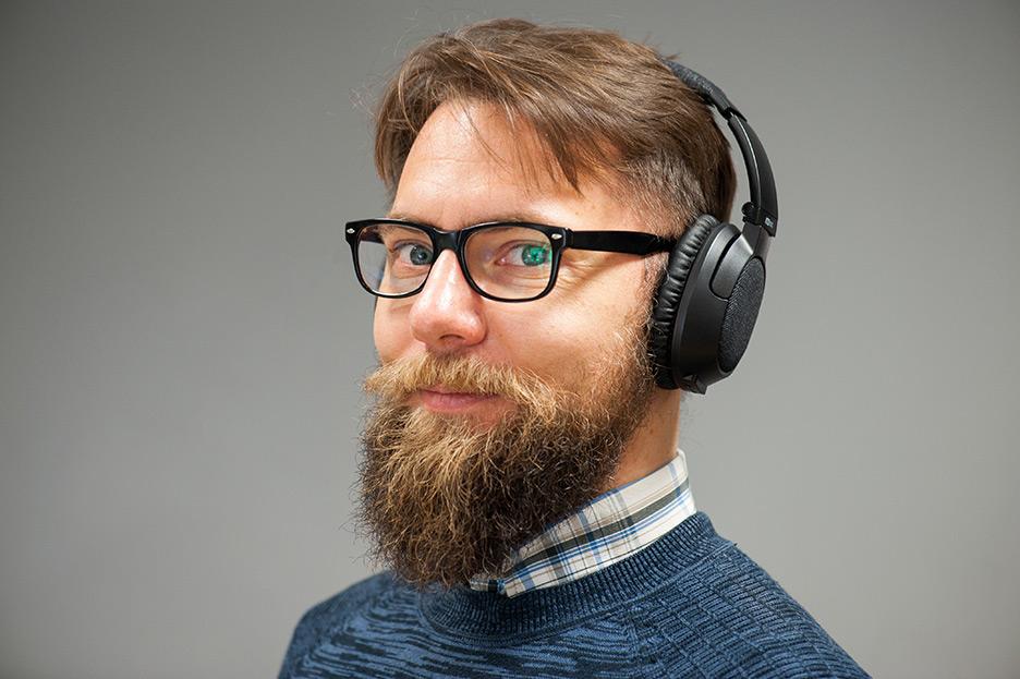 MEE Audio Connect Matrix 3 - słuchawki Bluetooth do TV i smartfona | zdjęcie 1