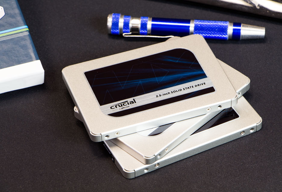 Tanio i dobrze - test dysków Crucial MX500 250 GB, 500 GB i 1 TB | zdjęcie 1