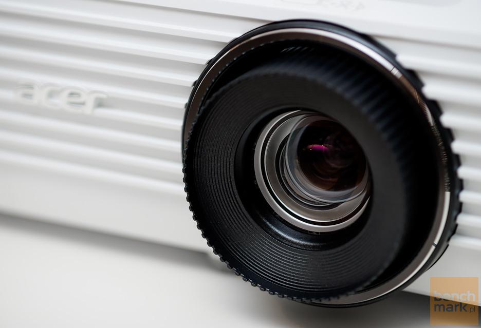 Projektor Acer H7850 - z płynnym obrazem za pan brat | zdjęcie 1